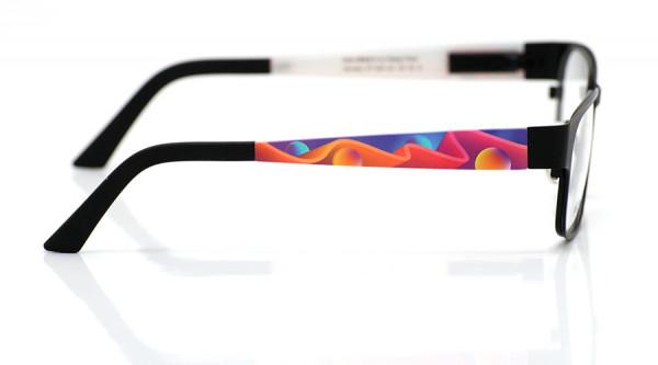 eye:max Wechselbügel 5461.05 Kunststoff Blasen, Wellen bunt 135mm