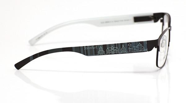 eye:max Wechselbügel 5896.0164 Kunststoff Steinfurt schwarz 138mm