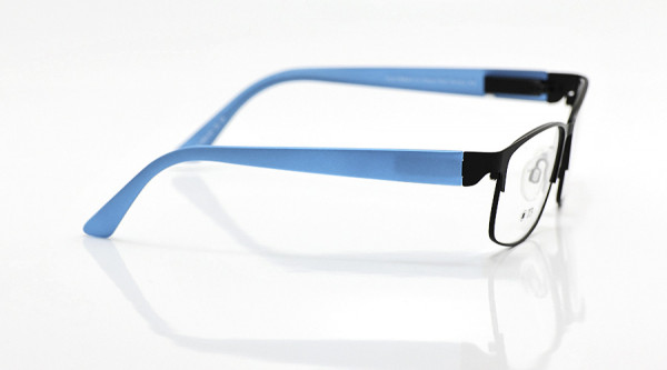 eye:max Wechselbügel 5604.08 Kunststoff hellblau metallic 135mm