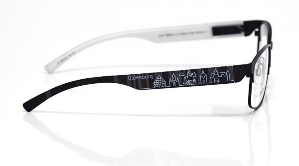 eye:max Wechselbügel 5875.04 Kunststoff Oldenburg schwarz 138mm