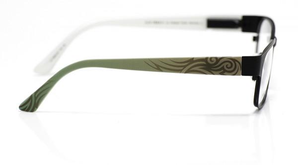 eye:max Wechselbügel 5892.02 Kunststoff Tribal braun/grün 135mm