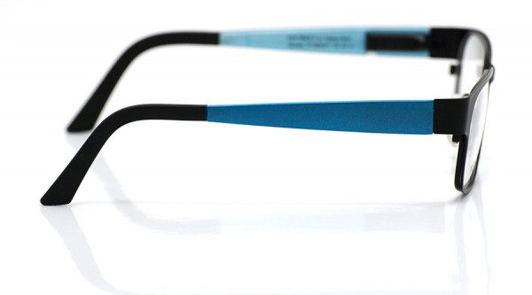 eye:max Wechselbügel 5604.071 Kunststoff dunkelblau metallic 135mm