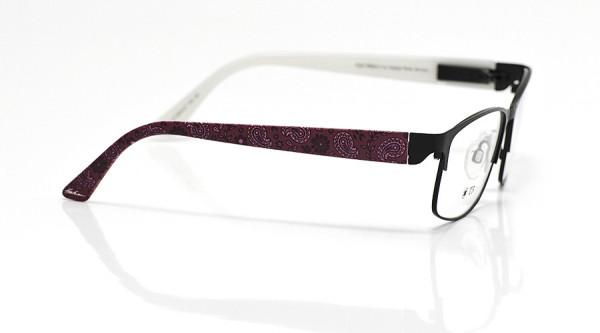 eye:max Wechselbügel 5674.01 Kunststoff Paisley violett 135mm