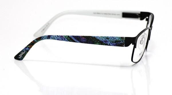 eye:max Wechselbügel 5664.12 Kunststoff Aurora blau 135mm