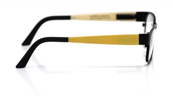 eye:max Wechselbügel 5601.081 Kunststoff gelb matt 135mm
