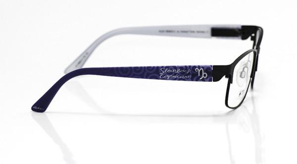 eye:max Wechselbügel 5686.01 Kunststoff blau Steinbock 135mm