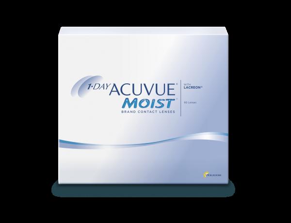 1 day Acuvue Moist 90er Paket