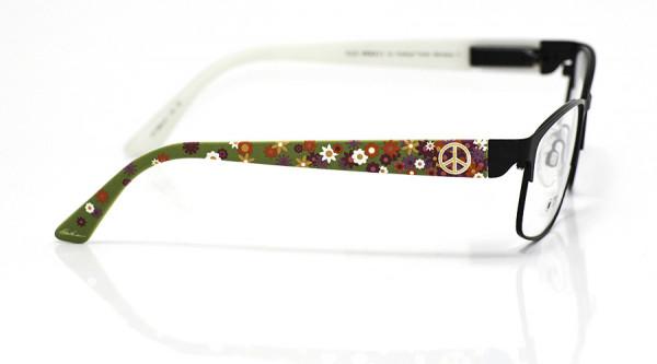 eye:max Wechselbügel 5803.01 Kunststoff Peace grün 135mm
