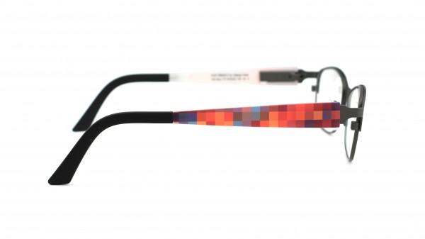 eye:max Wechselbügel 5416.05 Quader, rot 135mm