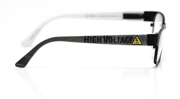 eye:max Wechselbügel 5578.03 Kunststoff Gefahrenzeichen High Voltage 135mm