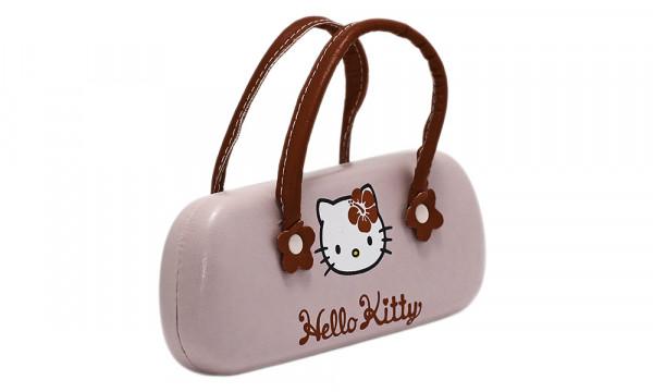 Kinderbrillenetui mit Henkeln - Motiv Hello Kitty