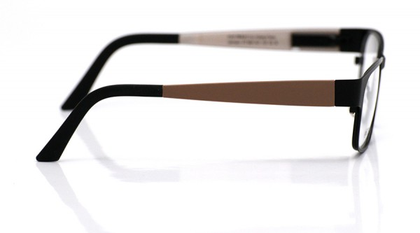eye:max Wechselbügel 5601.421 Kunststoff braun, camel matt 135mm