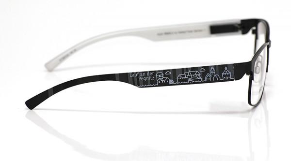 eye:max Wechselbügel 5873.04 Kunststoff Lauf schwarz 138mm