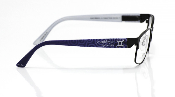 eye:max Wechselbügel 5686.06 Kunststoff blau Zwillinge 135mm