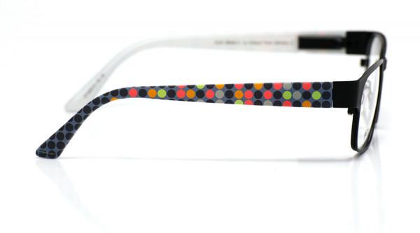eye:max Wechselbügel 5420.72 Kunststoff Punkte 135mm