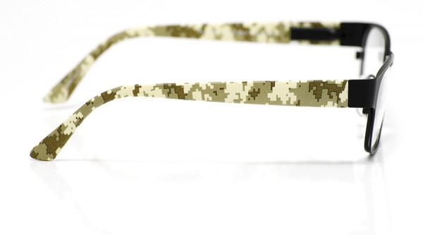 eye:max Wechselbügel 5593.07 Kunststoff Camouflage Tarnfleck sand 135mm