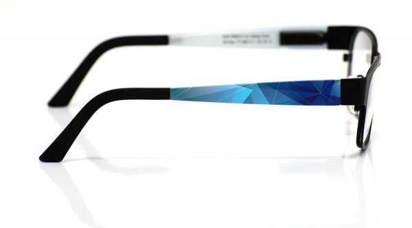 eye:max Wechselbügel 5697.211 Kunststoff Prismendreiecke blau 135mm