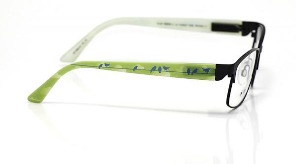 eye:max Wechselbügel 5693.02 Kunststoff Zugvögel limette 135mm