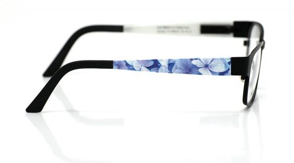 eye:max Wechselbügel 5469.03 Kunststoff Blumenmuster 135mm