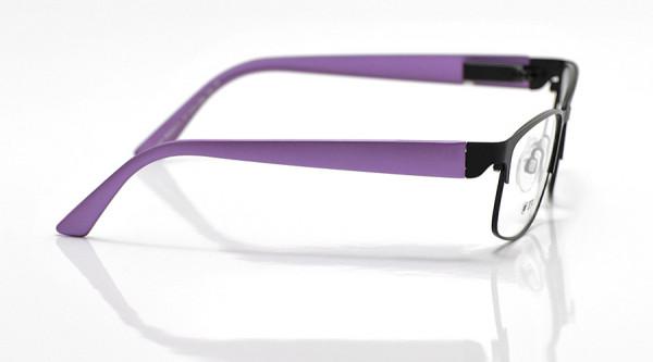 eye:max Wechselbügel 5604.06 Kunststoff lila metallic 135mm