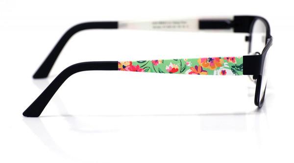 eye:max Wechselbügel 5451.04 Kunststoff Blumenmotiv 135mm
