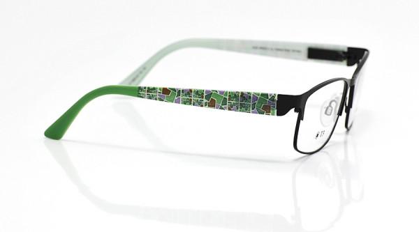 eye:max Wechselbügel 5680.04 Kunststoff Mosaik grün 135mm