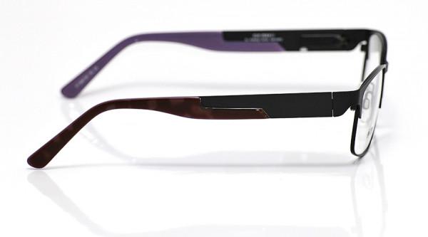 eye:max Wechselbügel 5647.04 Kunststoff havanna/lila 140mm