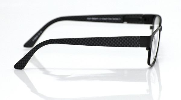 eye:max Wechselbügel 5553.03 Kunststoff dunkelgrau water printing 135mm