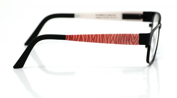 eye:max Wechselbügel 5472.02 Zebramuster 135mm