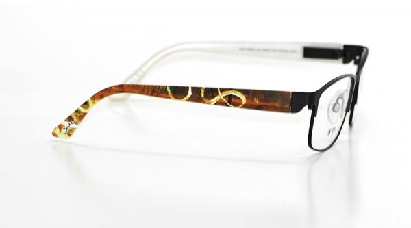 eye:max Wechselbügel 5666.02 Kunststoff Herbst rot 135mm
