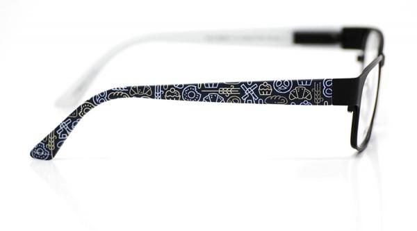 eye:max Wechselbügel 5882.022 Kunststoff Bäcker blau 135mm
