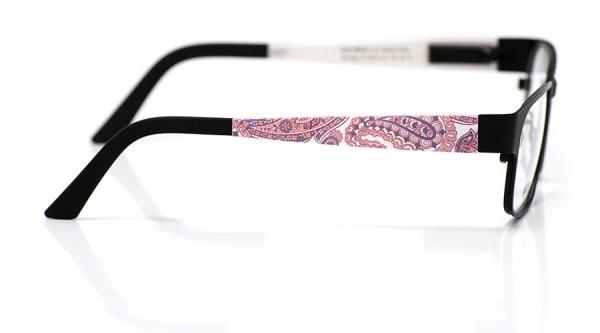 eye:max Wechselbügel 5674.151 Kunststoff Paisley rosa 135mm